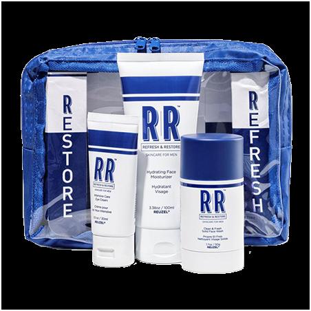 REFRESH & RESTORE - Trousse soins du visage