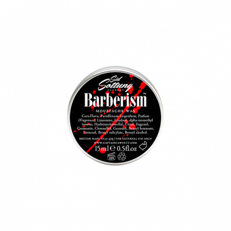 Baume pour Barbe - Barberism by Sid Sottung