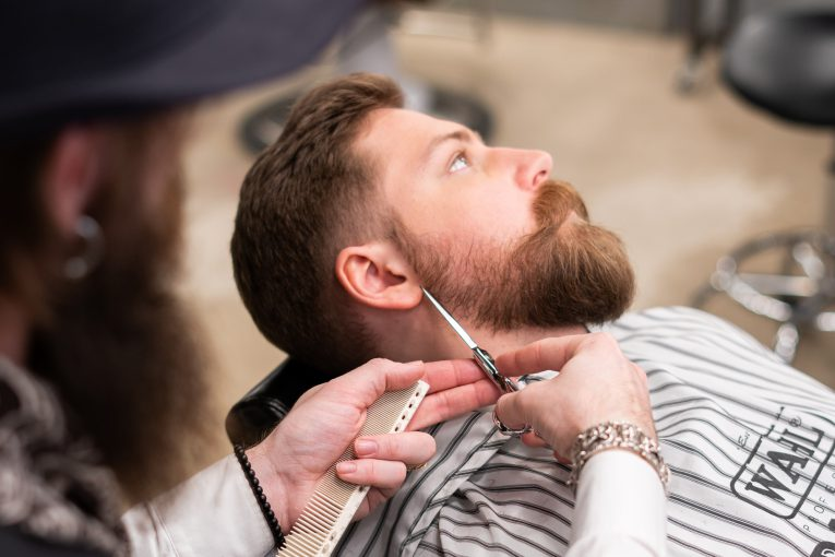 degrade barbe