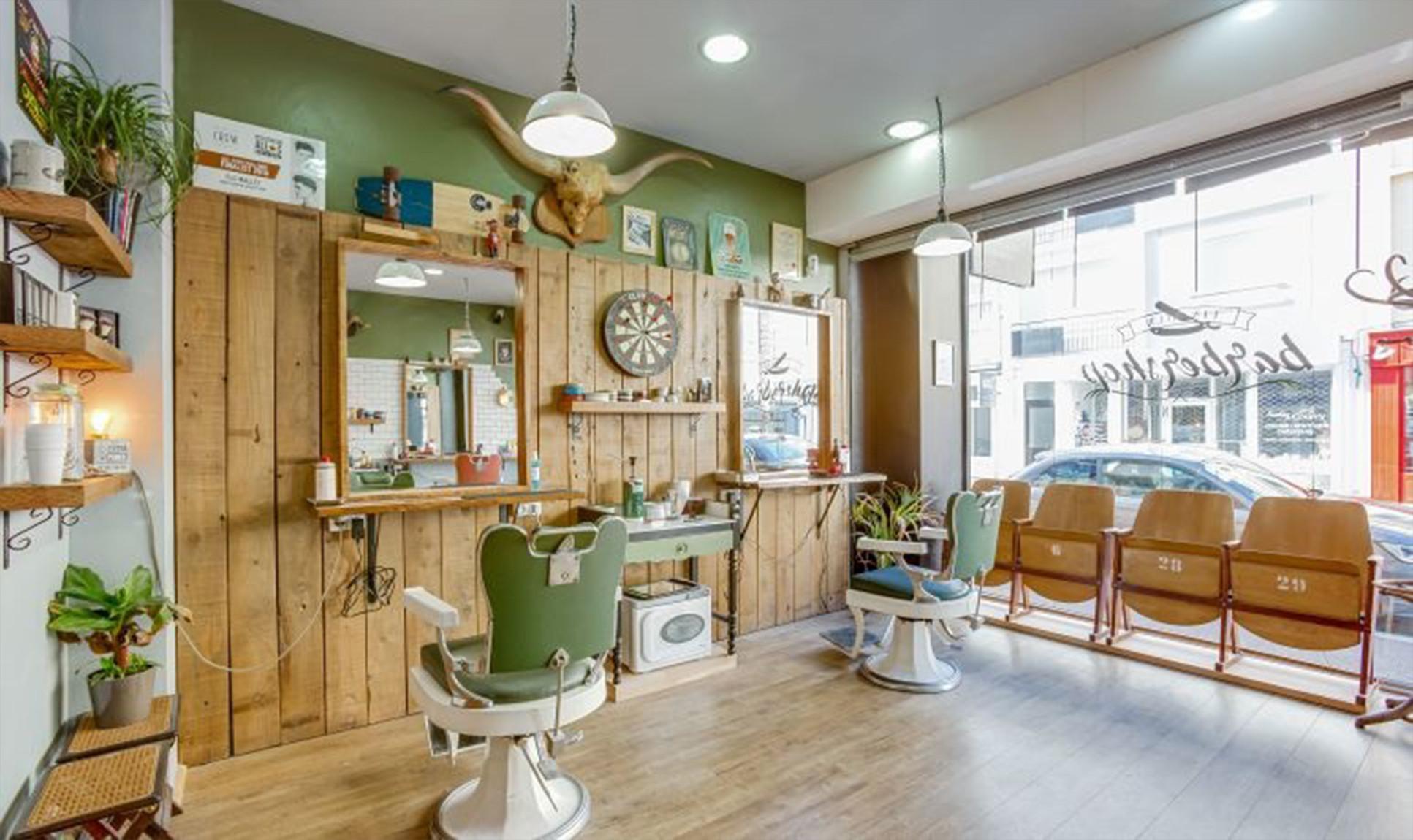 Lincoln Barbershop